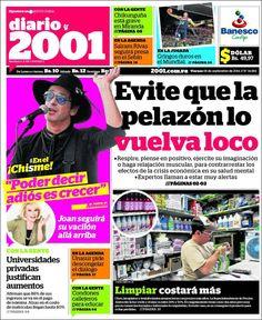 #DesayunoInformativo #Viernes #Titulares #Noticias #Portadas #PrimeraPagina 05/09/2014 @2001OnLine