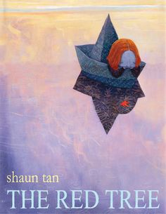 I am SO IN LOVE with this book. I feel a tattoo coming...The Red Tree by Shaun Tan.