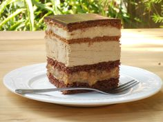 Moje ulubione ciasto. Polish Desserts, Polish Recipes, Polish Food, Poke Cakes, Lava Cakes, Sweet Recipes, Cake Recipes, Custard Cake, Gingerbread Cake