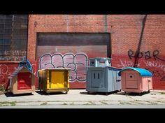 Mira la creativa idea de Gregory Kloehn para ayudar a indigentes
