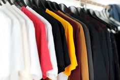 Adaptive clothing is specially designed for seniors and people with limited mobility. Learn how adaptive clothing can help both caregivers and the people in their care. Mens Closet Organization, Tshirt Photography, Cleaning Closet, Dry Cleaning, Recycled T Shirts, Linnet, Clothing Company, Men's Clothing, Eileen Fisher