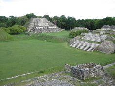 Altun Ha - Mayan ruins in Belize