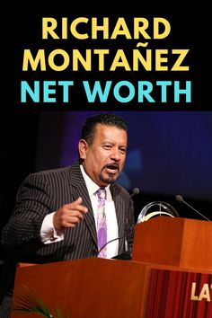 Richard Montanez invented Flamin' Hot Cheetos. Find out the net worth of Richard Montanez.