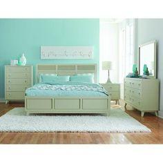 Brayden Studio Hagerty Panel Customizable Bedroom Set