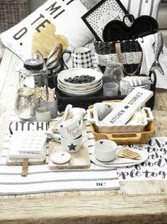 Bastion Collection - Sfeerimpressie, Servies, Accessoires - Bloemsierkunst Rutten Budel
