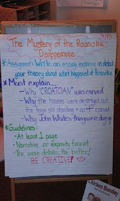 What is a good topic to write about from the American Colonies?