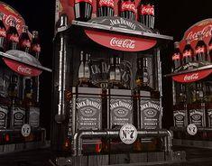 Coca-Cola & Jack Daniel's POSm