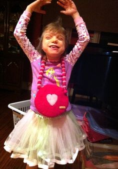 Autistic child ballerina dances her way into viewers' hearts with viral video