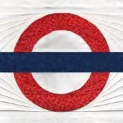 London Tube - Paper Piecing - via @Craftsy MUST DO THIS!!!!!!
