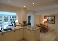 Kitchen Extensions in South England