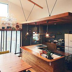 Japanese Store, Loft, Interior, Yurina, Kitchen, House, Bohemian Style, Home Decor, Houses
