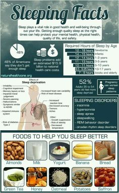 foods to help you sleep better
