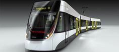 FLEXITY Swift, LRV, Melbourne, Australia_Bombardier