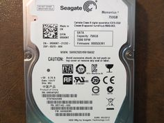 Seagate ST9750420AS 9RT14G-033 FW:0005DEM1 WU 750gb Sata (Donor for Parts) - Effective Electronics #datarecovery #harddriverepair #computerrepair #harddrives #harddriveparts #seagate