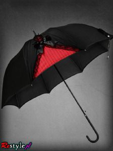 My kind of umbrella!