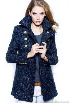 abrigos tapados invierno 2015 -