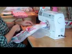 ▶ Oven gloves for you to sew by Debbie Shore - YouTube
