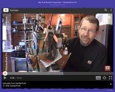 #PWH : GardenforkTV [vid] Tool Bucket Tour   #GardenforkTV #OvercastFM #ProductHunt https://www.youtube.com/watch?v=ZQRLLFBjTEo&feature=youtu.be