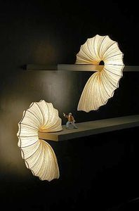 Original and unique lamps
