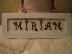 Cartel Miriam