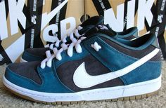 b1b18043477e wegotgoodz is selling a pair of Nike Dunk SB Low Pro s from These Slate Blue  joints Dunks resemble the classic Futura Dunks from Definitely a great pair  of ...