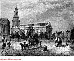 St Alphege, Greenwich, Kent....now known as St Alfege.