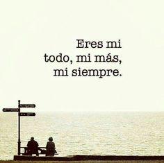 Te amo #teamofrases