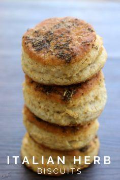 Italian Herb Biscuit
