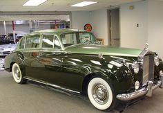Limousine by Park Ward