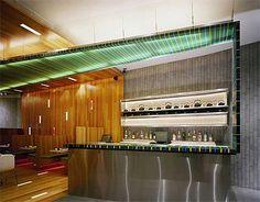 chinese restaurant design interior counter- SOFFIT IDEA