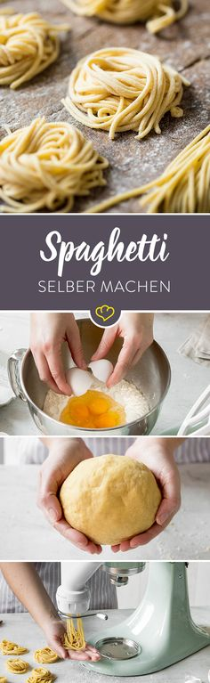 Wir lieben Pasta! In diesem Guide erfährst du, wie du deine Spaghetti ganz einfach selber machen kannst und den Geschmack Italiens auf die Teller zauberst!