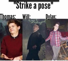 nice poses boys thomas your is the best though!!!!