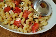Summer Pasta alla Caprese recipe on Food52