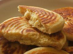 Mini matlouh ( pain algérien ), recette Mini matlouh ( pain algérien ) à tester et à imprimer dans votre livre de recettes de cuisine personnalisé