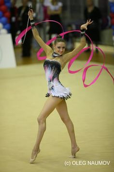 Evgenia Kanaeva (rythmics gymnastics)