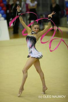 Evgenia Kanaeva's leo