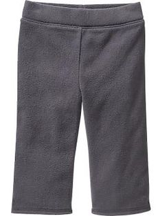 Performance Fleece Pants for Baby | Old Navy- P & Z $7.00