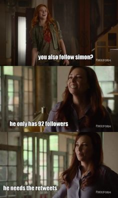 SHADOWHUNTERS S01E01 The Mortal Cup - #supportivejocelyn