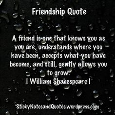 Friendship Quote, #quote