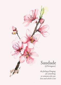 Los pájaros de Verónica Algaba: cherry blossom