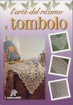 L'arte del ricamo. Il tombolo Bobbin Lace Patterns, Crochet Patterns, Bobbin Lacemaking, Point Lace, Lace Making, Book Crafts, Wool Yarn, Fun Projects, Crochet Stitches