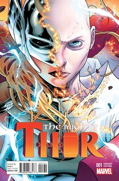 Russell Dauterman is an illustrator and character designer, best known as the artist of the Marvel comic book series, THE MIGHTY THOR. Lady Thor, Thor 1, Marvel Comics, Marvel Dc, Cosmic Comics, Comics Illustration, Illustrations, Univers Marvel, Comic Movies
