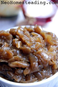 French Onions: Toss 2 sliced sweet onions with 3 tablespoons Worcestershire sauce, 2 tablespoons olive oil, 1/4 cup water, and salt and pepper in a baking dish. Cover; roast at 425 degrees F until tender, 25 minutes.