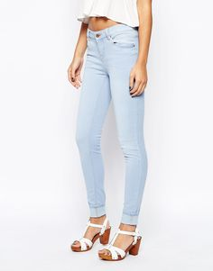 Image 4 ofNew Look Supersoft Skinny Jean