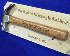 Christmas Gift For Dad. Christmas Gift Grandpa. Engraved Hammer. Guy Gifts. Gift For Brother. Gift For Friend. Groomsmen Gift. Hammer Gift.