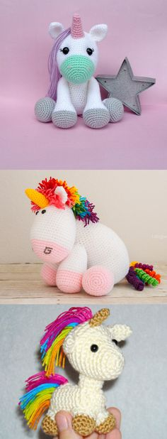 Crochet tutorial beginner, crochet tutorial videos, crochet hair tutorial, crochet blanket tutorial, crochet patterns tutorial video Welcome  guys… Today's tutorial  is going to be all about that how to crochet a unicorn easy. So the start I have made a magically with six stages in it with light pink yarn and this is going to …