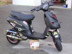 scooter piaggio zip sp ii malossi drc 157 | repin | pinterest