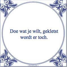 Er bestaat Nederlandse wijsheid 'Do what you want, there will be rumours anyhow'