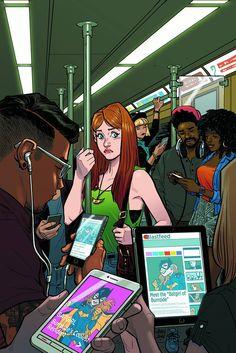 Batgirl 🦇 Art by Babs Tarr Batgirl, Batwoman, Nightwing, Supergirl, Comic Books Art, Comic Art, Babs Tarr, Barbara Gordon, Comic Reviews