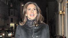 Kronprinsesse Mary overraskede med et supermoderne festlook til hædersmiddagen på Restaurant Le Sommerlier i København.